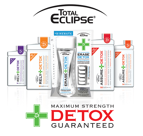 Total Eclipse Maximum Strength Detox